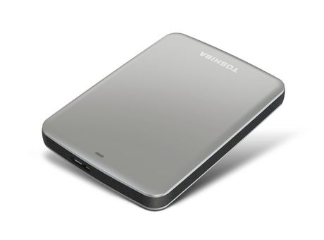 1TB CANVIO CONNECT PORTABLE HARD DRIVE