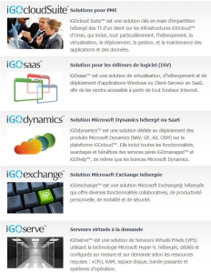 Oriso Solutions IGoCloud
